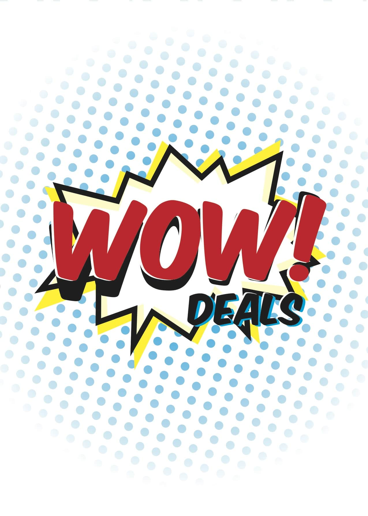 Wow deals uk review