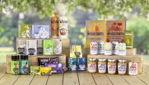 Wessanen Organic September product shot