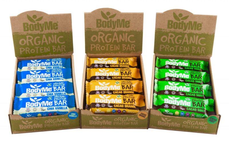 BodyMe Organic Vegan