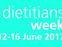 dietitians week logo