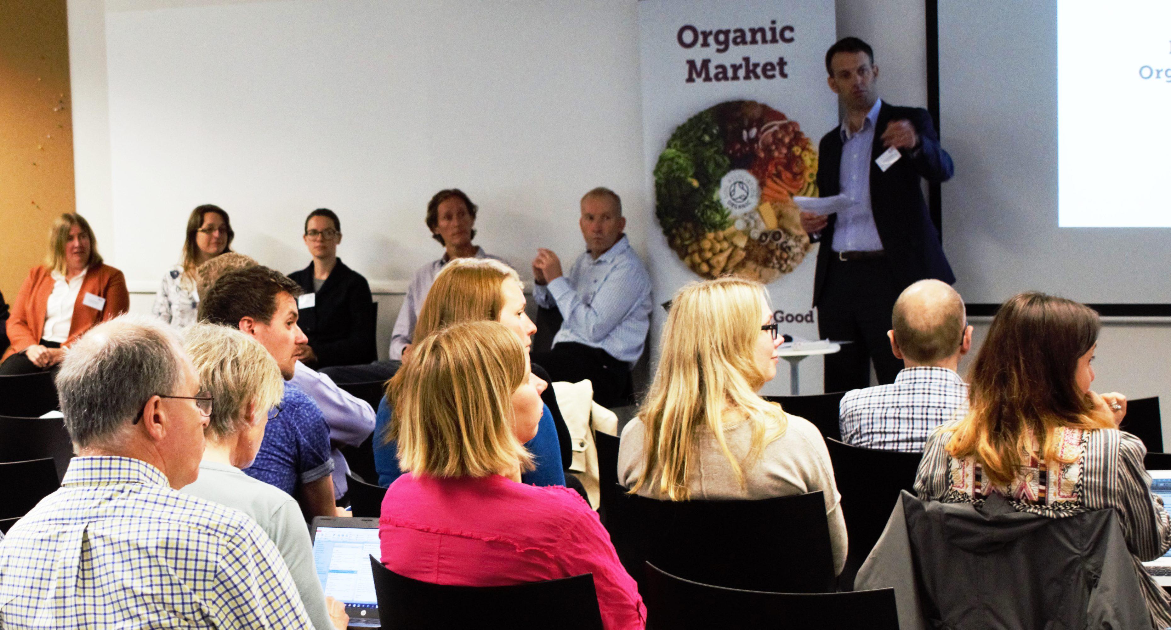 Organic supply chains