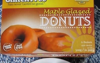 glunten free donuts!