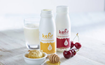 kefir smoothies
