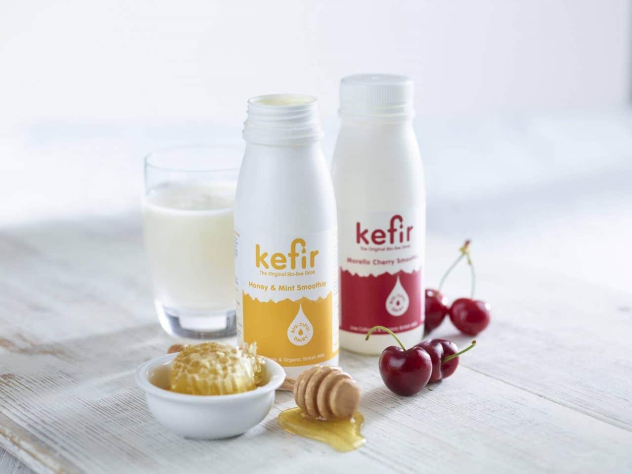kefir smoothies