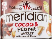 Meridian Cocoa & Peanut butter 280g High Res