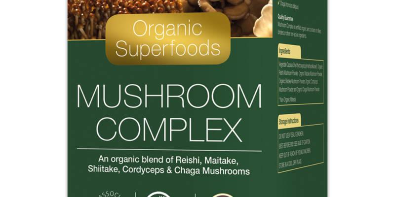 natures aid mushroom
