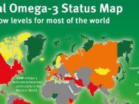 omega 3 status map