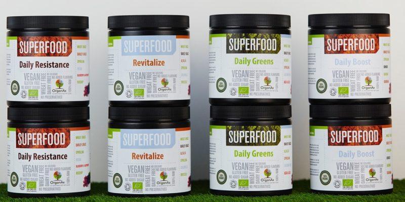 OrganAX Superfood