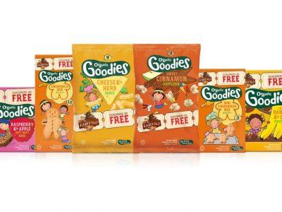 Organix Goodies Gruffalo on pack promotion
