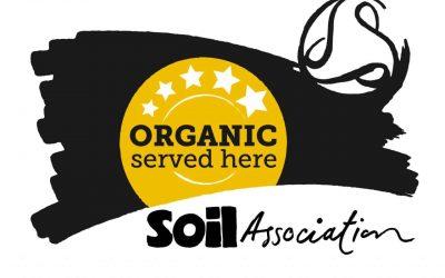 organic served here