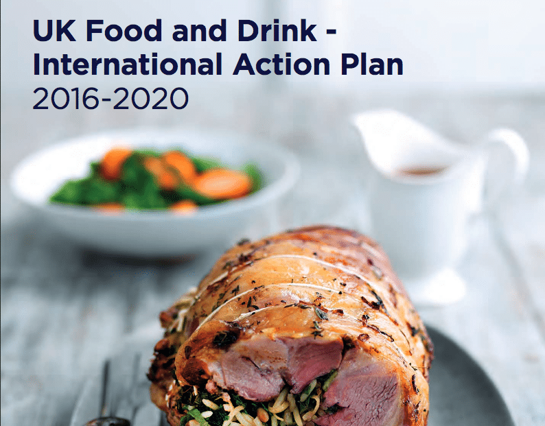 food and drink report
