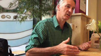 Video interview: Phil Haughton