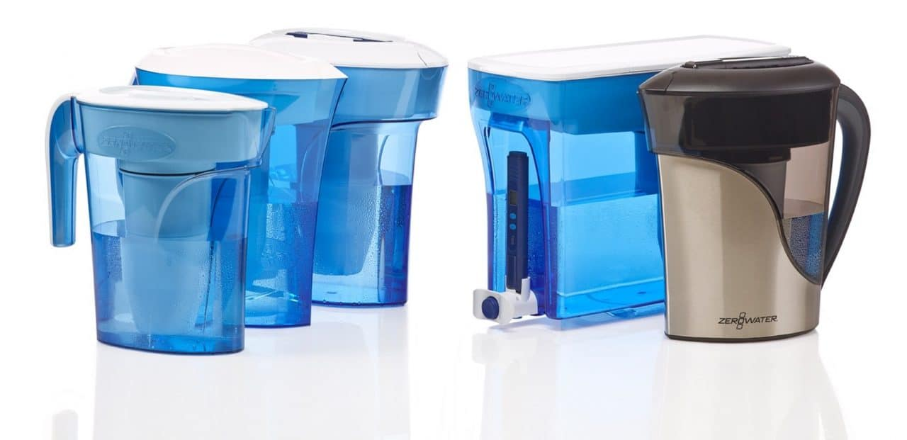 Zero Water Filters. And Replacement Procedure For The Fridge Water ...