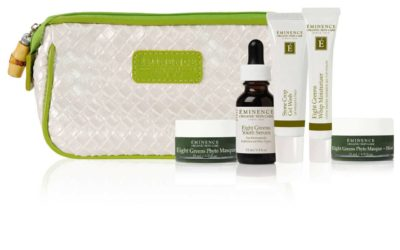 Eminence_Eight_Greens_ Starter_Set_with_ Products
