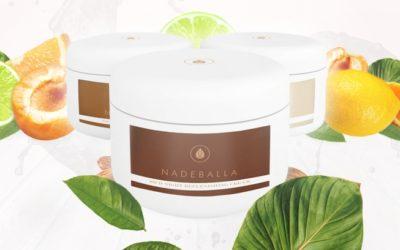 Nadeballa three pot triangle with fruits