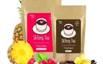 Skinny Caffe Tea Strawberry