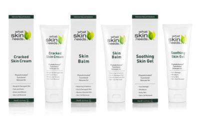 what skin needs