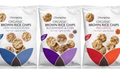CS213 CS214 CS215 Brown Rice Chips - Group