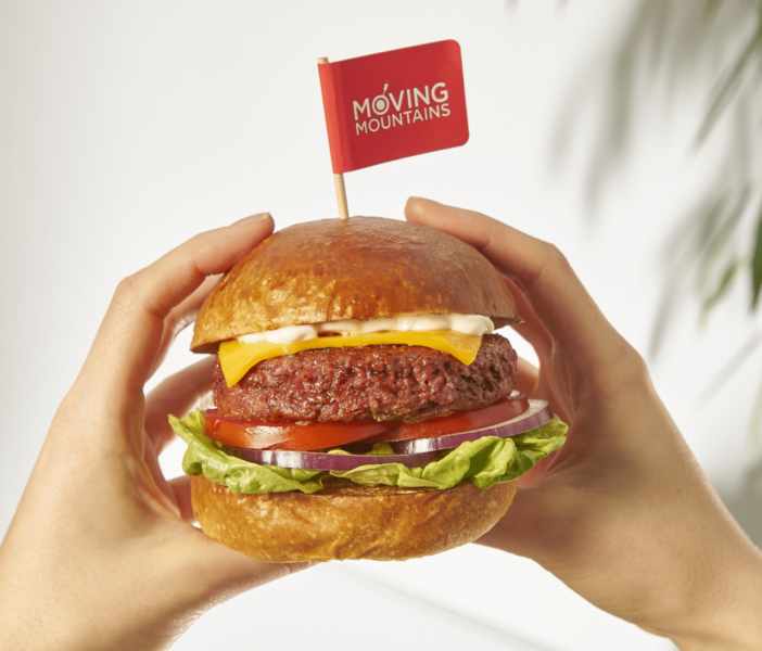 Moving Mountains B12 Burger, the UK's first ever meatless raw 'bleeding' burger, launching in early 2018, (www.movingmountainsfoods.com) (3)