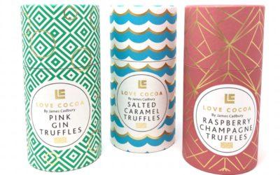 3 truffles