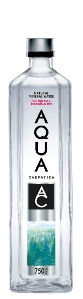 AQUA Carpatica glass 750