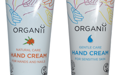 Image- ORGANii launches two affordable Organic & Vegan Hand Creams