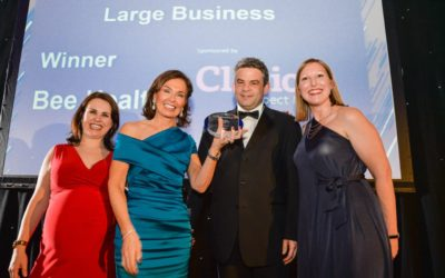 Bee Health named Yorkshire Masters