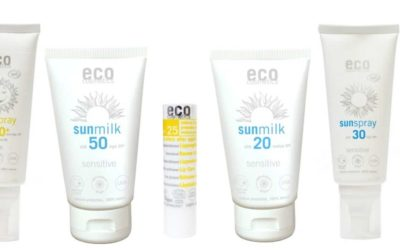 Natural Suncare from Eco Cosmetics