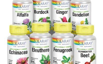 Solaray excipient-free herbs