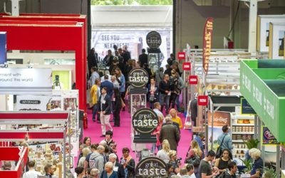 Speciality and Fine Food Fair at Olympia