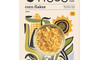 FREEE by Doves Farm Organic Corn Flakes