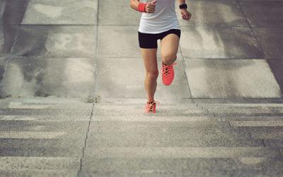 Womman-runner