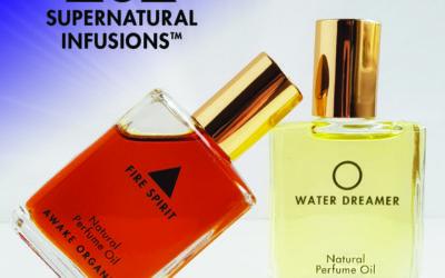 supernatural infusions natural perfume oil by awake organics uk indie brand