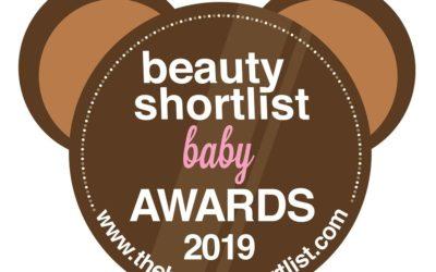 Mama Baby Awards 2019 teddy logo