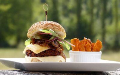 veggie burger copy
