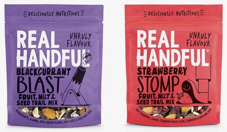 Real Handful Sharing Packs