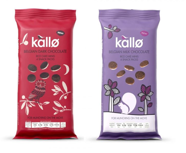 How Many Calories In Kallo Milk Chocolate Rice Cakes