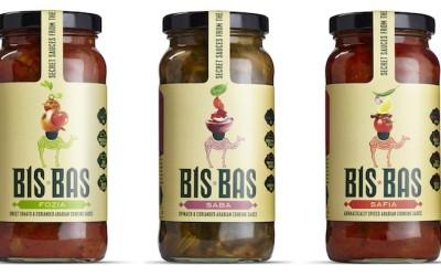 BisBas 3 sauces hires