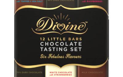 Divine Chocolate Tasting Set - Front