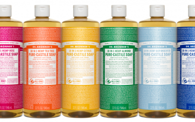 Dr Bronner's Liquid Soap Group - Med Res