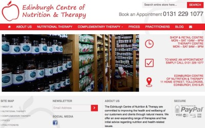 Edinburgh therapy