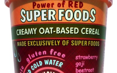 Power of Red Cereal Pot & Spoon 65g