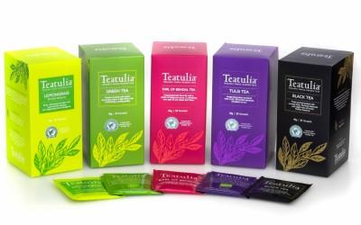 Teatulia Teas Range HR