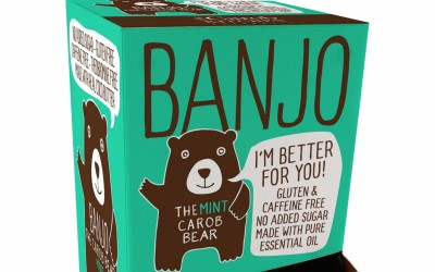 banjo box mint crop