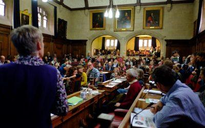 Delegates q+a