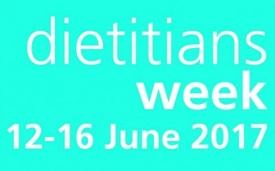 dietitians week logo