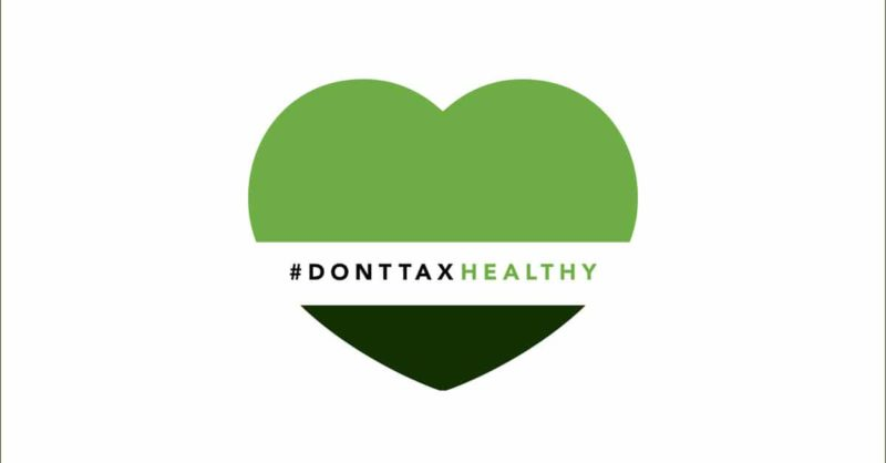 Don't Tax Healthy_FINAL