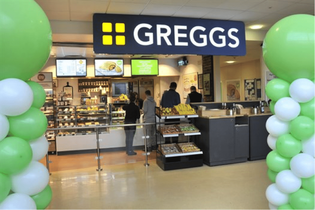 Greggs Opens First Healthier Store Format Www