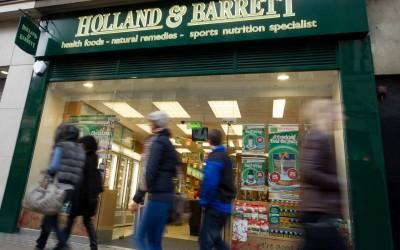 Holland & Barrett: Marble Arch
