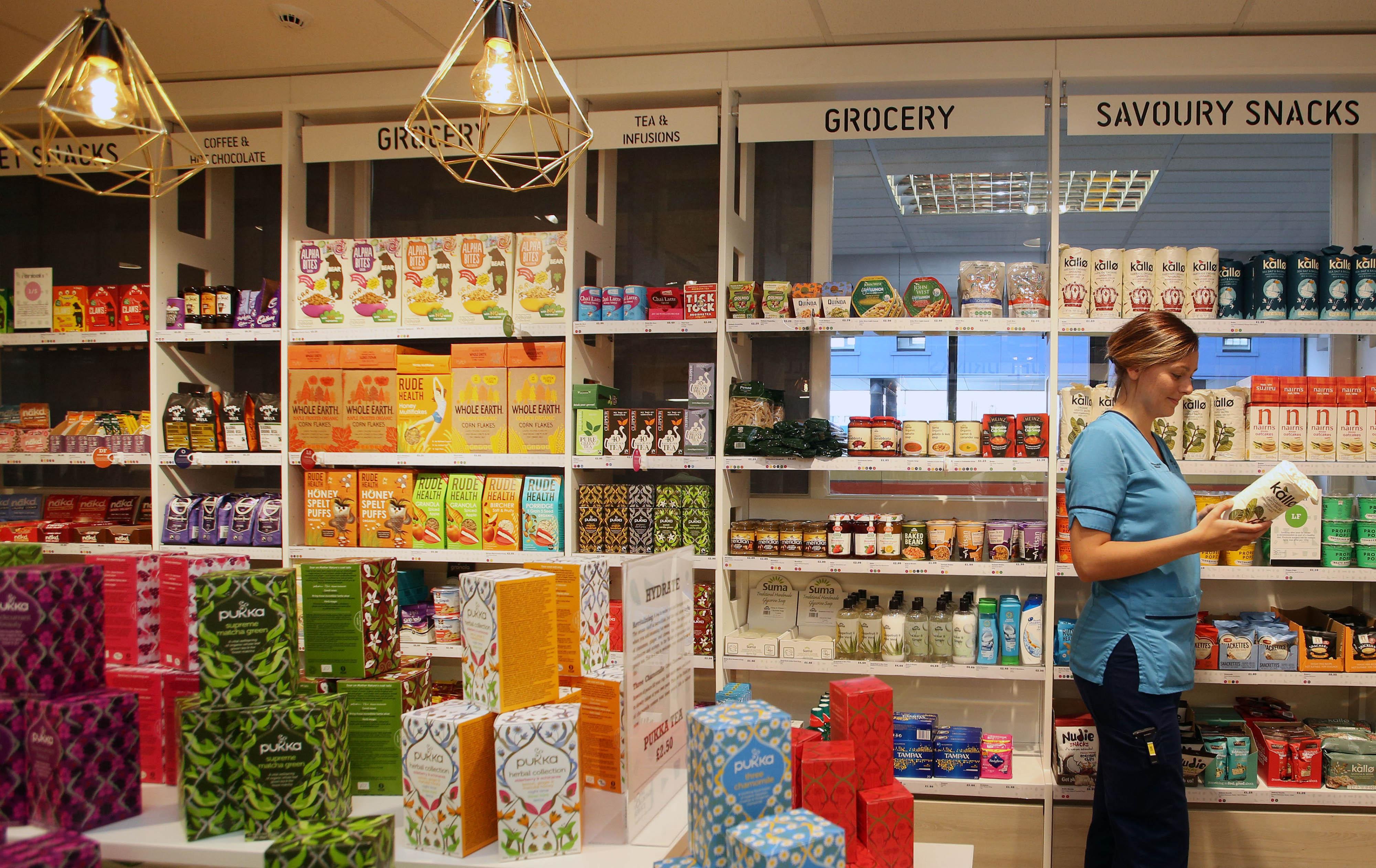Health stores online